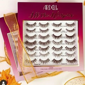 LAST ONE!! Ardell 14 pack All the wispies